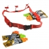 BTTLNS Race number belt Keeper 2.0 red  0318001-003