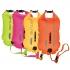 BTTLNS Saferswimmer 20 liter buoy Amphitrite 1.0 Pink  06200020-072