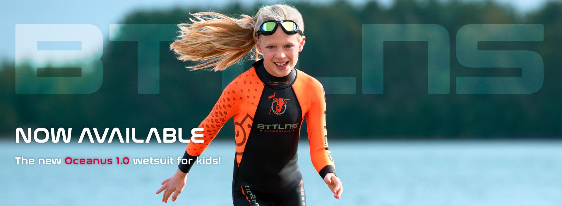 Oceanus wetsuits